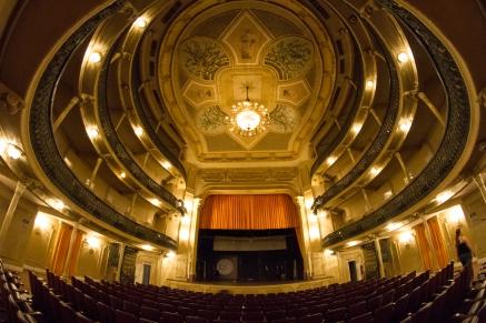 Theatre in center of Vitória