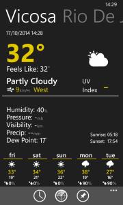 Hot enough forecast methinks.