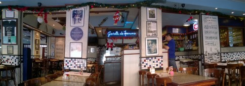 Ate at Restaurant A Garota de Ipanema. Recommended place!