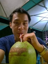 Coconut water by Copacabana