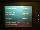 9.5k km until touchdown