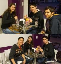 Açaí with friends