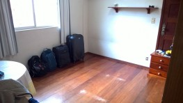 Sold my bed before I moved out!