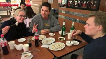 Cheap dumpling. Dumpling barato.