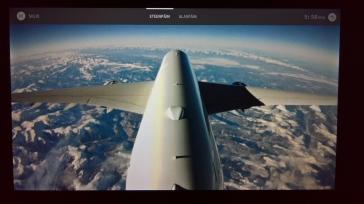 Aboard the third flight ever of this new Airbus A350-900! A bordo o terceiro voo desta avião Airbus A350-900 novo em folha!