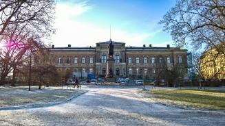 Uppsala University.