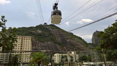 Pão de Açúcar (Sugarloaf mountain), Rio de Janeiro