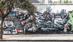 Modern art in Belo Horizonte